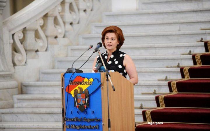 cristina tarcea 1 720x452 Cristina Tarcea deschide cutia Pandorei in Justitiei