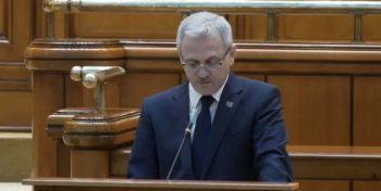 dragnea 5 350x176 Dragnea, la sedinta solemna: Eu vreau sa ne unim cu Moldova
