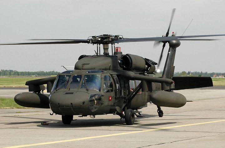 elicopter 720x475 Romania va intretine elicopterele Black Hawk in Europa centrala