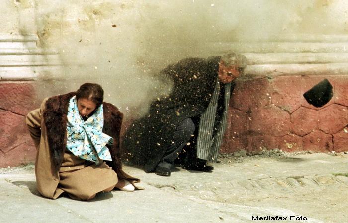 executie Pe locul unde au fost impuscati Ceausestii se ridica un mall