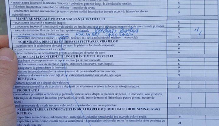 fascimil porumbeijpeg 720x416 A picat examenul auto pentru ca nu a acordat proritate porumbeilor