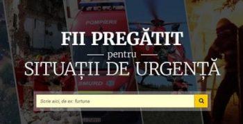 fii pregatit 350x179 Fiipregatit.ro, platforma cu informatii privind situatiile de urgenta