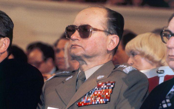 general 720x451 Necrofilie politica in Polonia