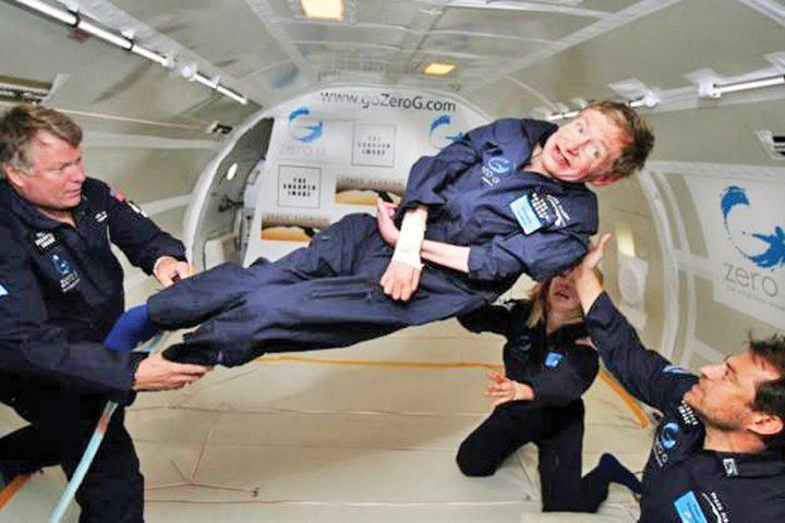 gravitatie 720x480 Omenirea si a luat ramas bun de la Stephen Hawking