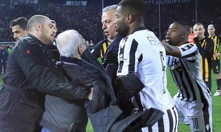 grecia 4 720x433 Scandal în Grecia după suspendarea campionatului de fotbal
