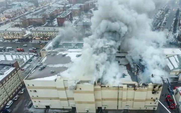 incendiu 3 720x451 Putin, probleme cu focul