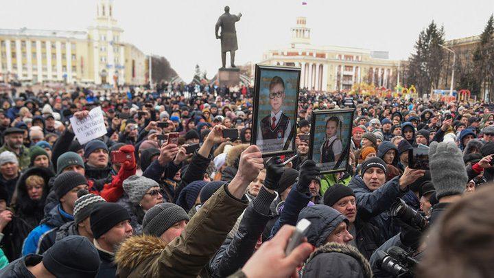 incendiu medalion 720x405 Putin, probleme cu focul