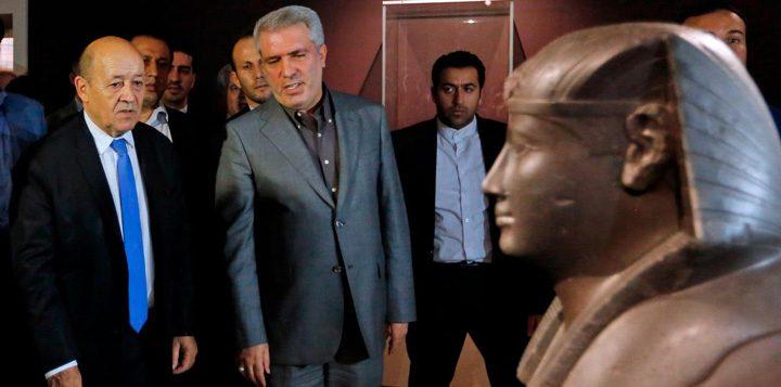 luvru 720x357 In premiera, muzeul Luvru expune in Iran