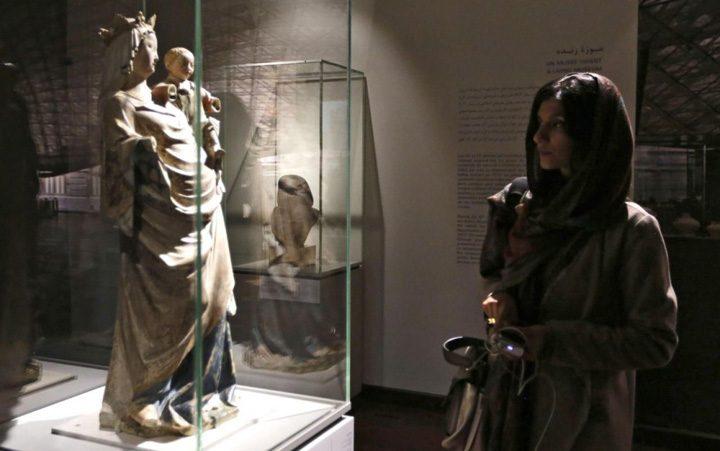 luvru mare 720x451 In premiera, muzeul Luvru expune in Iran