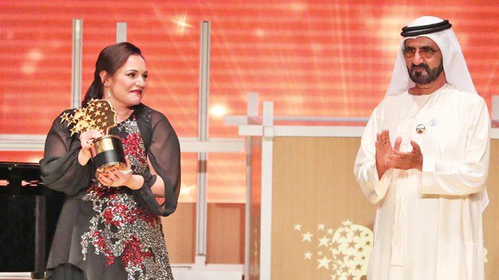 meilleure enseignante du monde andria zafirakou 9d2e0c 0@1x 720x405 Cel mai bun profesor din lume, premiat cu 1 milion de dolari de seicul Dubaiului
