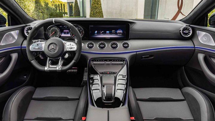 mercedes2 720x406 Mercedes AMG GT Coupe, vedeta Salonului de la Geneva