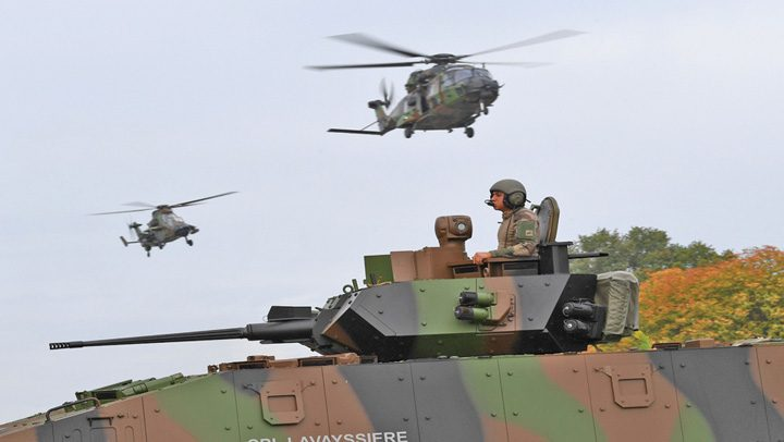 "militar 720x406 ""Schengen militar"", de frica rusilor"