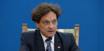 ministru 1 350x173 Motiunea simpla la adresa ministrului Culturii, dezbatuta