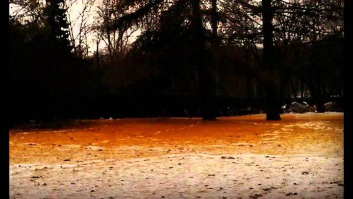 """ninsoare 720x406 Cod portocaliu de ninsoare...""""rosie"""""""