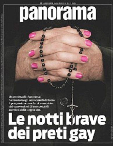 preoti homo 388x500 Nou scandal sexual la Vatican:  un gigolo arunca bomba!