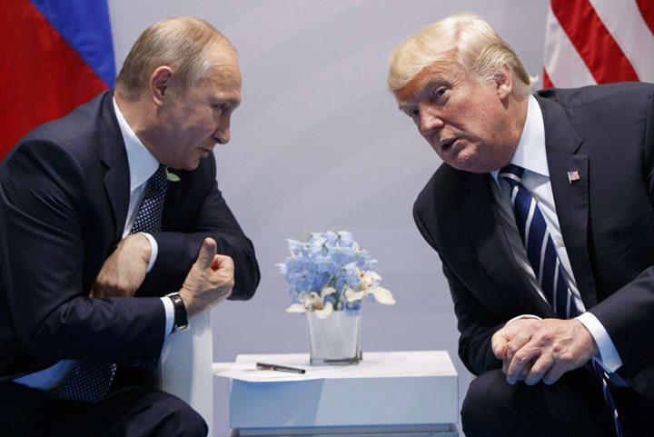 putin trump 1 720x481 Putin, pregatit sa l vada pe expulzatorul Trump