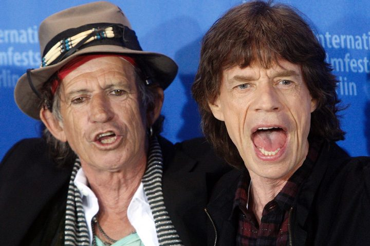 rolling stones 720x479 Scandal la Rolling Stones:  Mick Jagger trebuie sterilizat