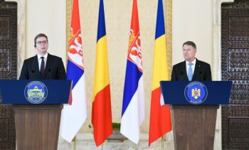 small primire presedintele serbiei   8 martie 2018 16 350x211 Presedintele Serbiei, la Cotroceni