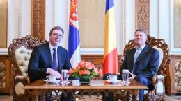 small primire presedintele serbiei   8 martie 2018 8 Intrevedere Iohannis  Vucic. Intrebare in privinta fostului deputat Ghita