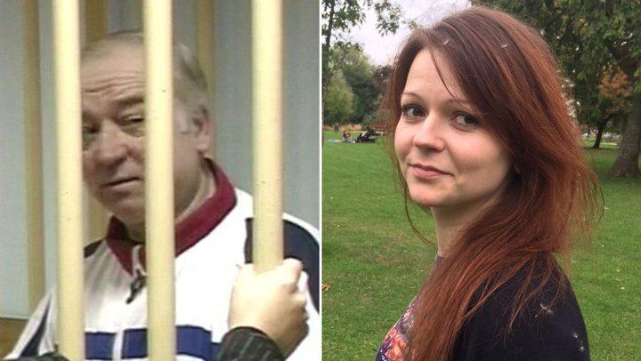 spion si fiica 720x406 Fostul agent Serghei Skripal, in coma