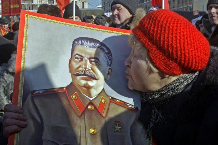 stalin 720x481 Reabilitarea lui Stalin cuprinde Rusia