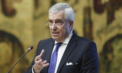 tariceanu 1 Tariceanu nu exclude o candidatura la prezidentiale: Nu mi e frica de asa ceva