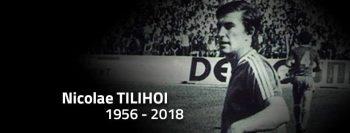 tilihoi 350x133 Pierdere pentru fotbalul romanesc. A murit fostul mare jucator Nicolae Tilihoi