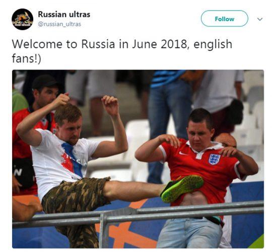 ultrasi 540x500 Asasinarea spionului rus arunca in aer fotbalul mondial