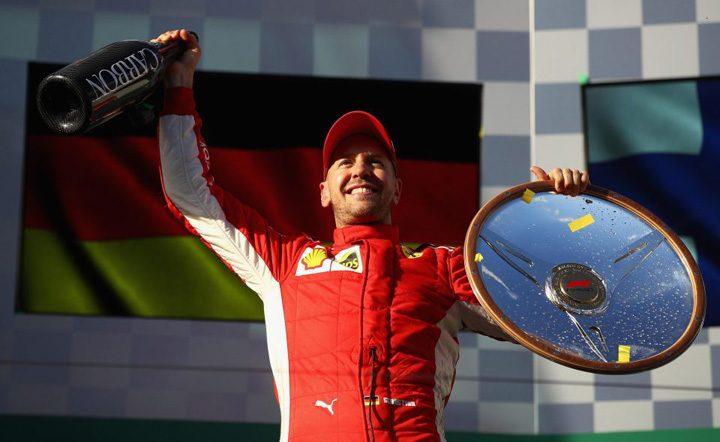 vettel 720x442 F 1: Marele Circ, cu Ferrari in frunte