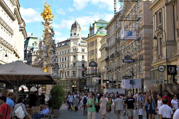 viena 720x481 Viena, orasul cu cea mai buna calitate a vietii