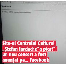 02 aaastr03 SEAP, inlocuit cu Facebook !