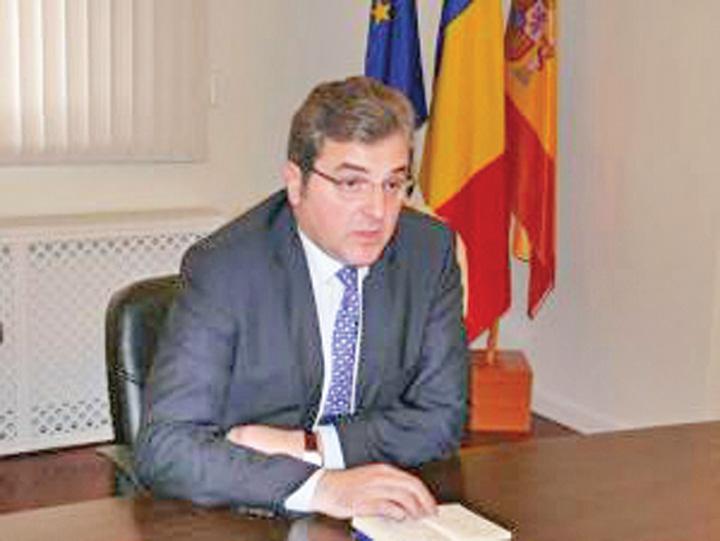 Ion Vîlcu Udrea lasa Romania fara ambasador in Costa Rica