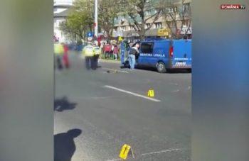 accid 1 350x227 Barbat lovit mortal de o masina, in Capitala