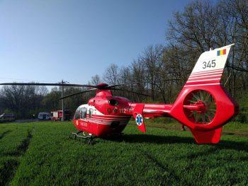 accid teleorman 350x263 Grav accident in Teleroman: un om a murit. 9 persoane ranite, duse la spital