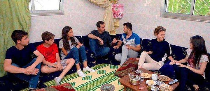 assad 720x313 Vacante in Crimeea pentru copiii lui Assad