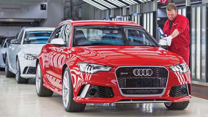 audi Un milion de Audi risca sa ia foc