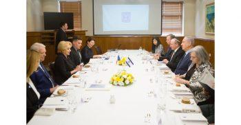 big 631acb49 ba6c 4f0f a1e6 82853b572e78 350x182 Dancila s a intalnit cu premierul israelian. Mutarea ambasadei, adusa in discutie (VIDEO)