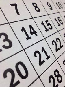 calendar 225x300 Ziua de 30 aprilie va fi libera pentru bugetari