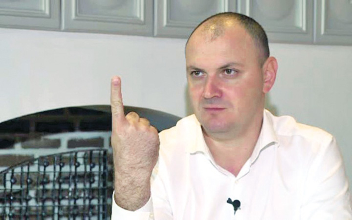 "cap bivol ""Bivolul"", Ghita si ""Stefan Iordache"" !"