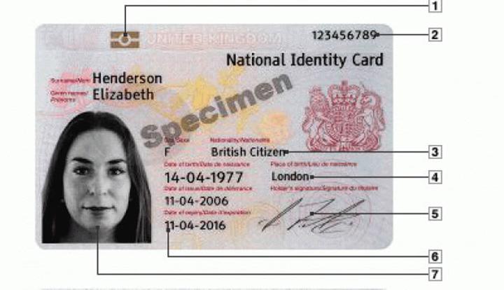 carte de identitate noua0 CE vrea  schimbarea cartilor de identitate