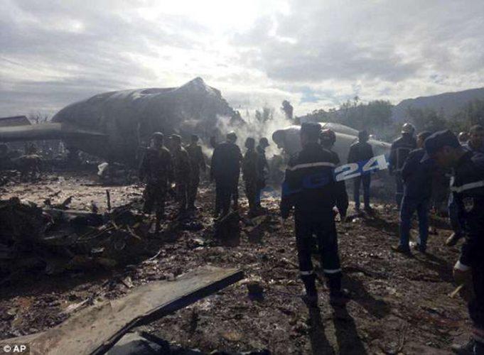 catastrofa 3 681x500 Catastrofa aviatica in Algeria: 257 de morti