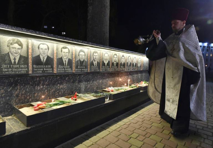 cernobil 32 de ani de la dezastrul Cernobil