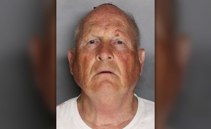 "criminal ""The Golden State Killer"", prins dupa 40 de ani"