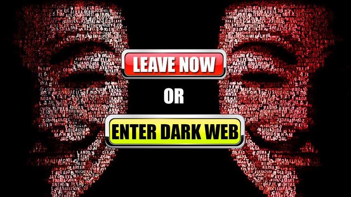 darkkkk Dark Web, pestera virtuala a lui Alibaba