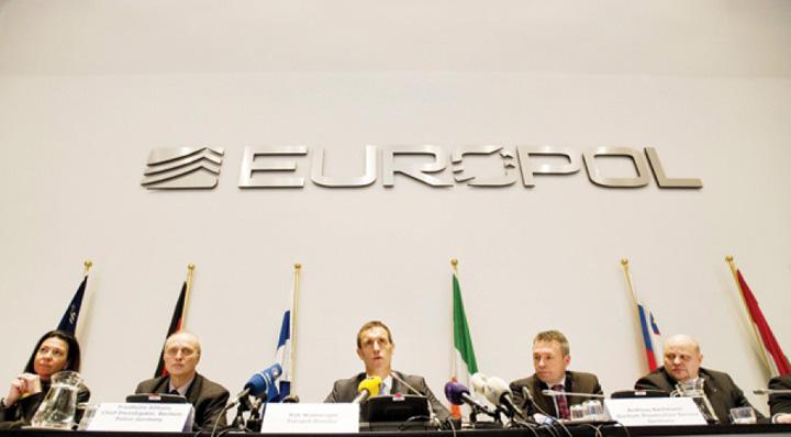 europol epa1 XL 1 Europol, cu lupa pe conturile infractorilor