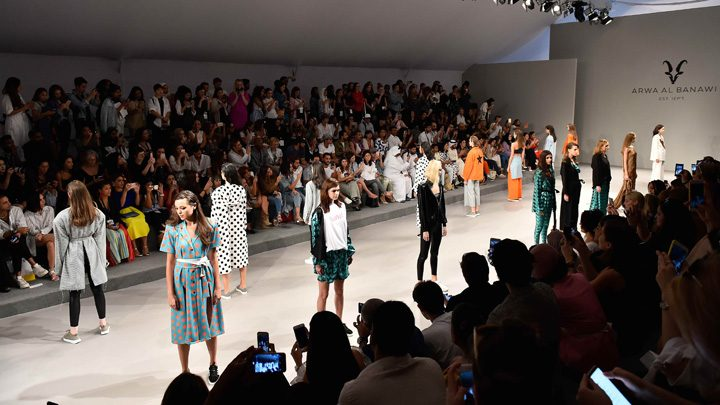 faSHION 720x405 Fashion Week doar pentru saudite