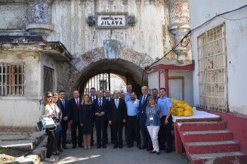 fort 350x233 Ministrul Toader si omologul sau croat, in vizita la Penitenciarul Bucuresti Jilava