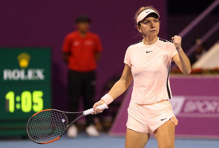 halep 720x486 Halep domina detasat clasamentul WTA