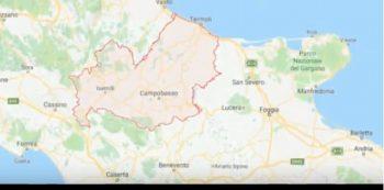 harta 350x173 Cutremur de peste 4 grade in Italia