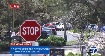 incid 350x188 Atac la sediul Youtube. Ce s a anuntat despre suspecta (VIDEO)
